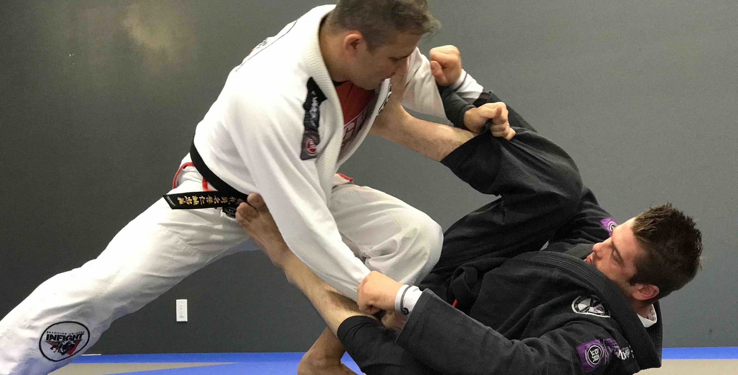 Eduardo Cadena and Ryan Christopher - BVJJ Jiu-Jitsu Coaches
