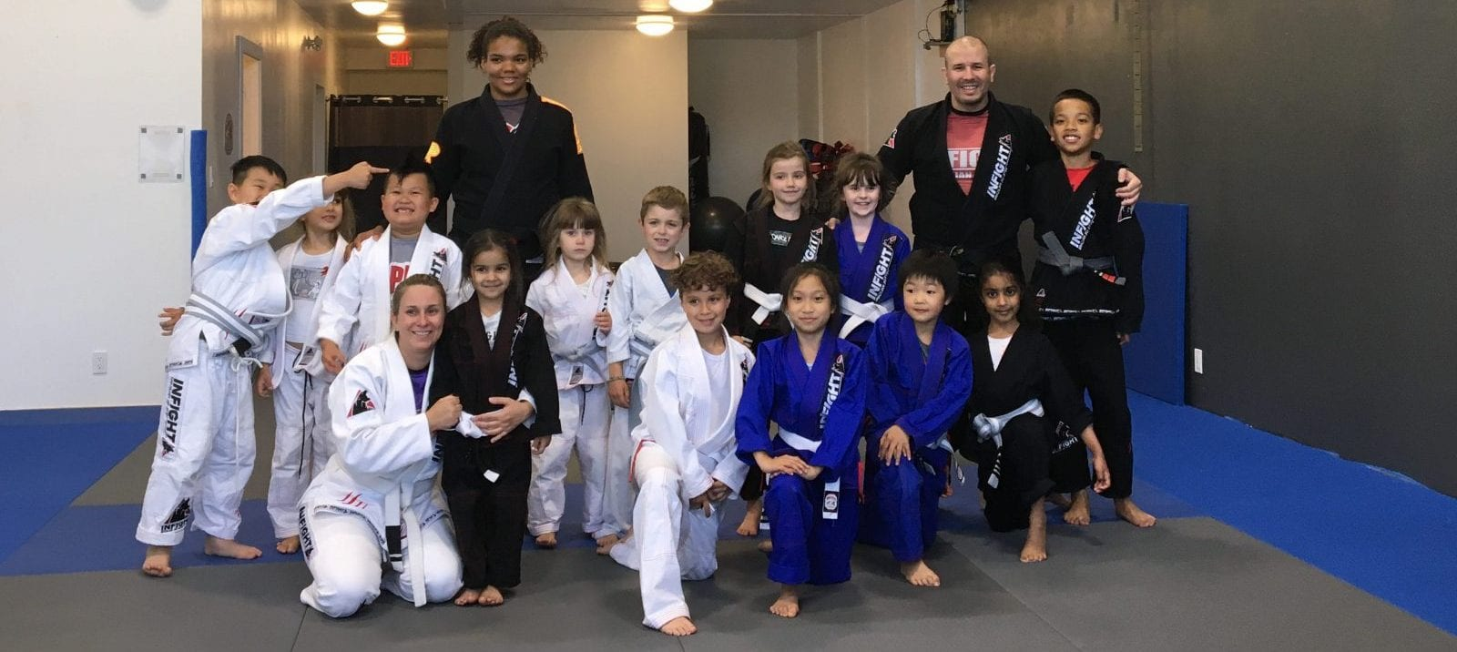 Kids BJJ - BVJJ Belt Exam