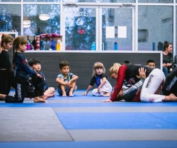 Kids and Teens BJJ 7-13y - BVJJ NoGi class