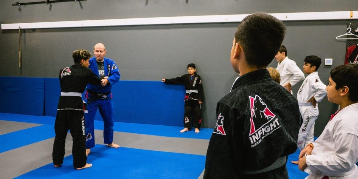 Kids and Teens BJJ - BVJJ Samurais Class