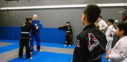 Kids and Teens BJJ 10-15y - BVJJ Samurais Class