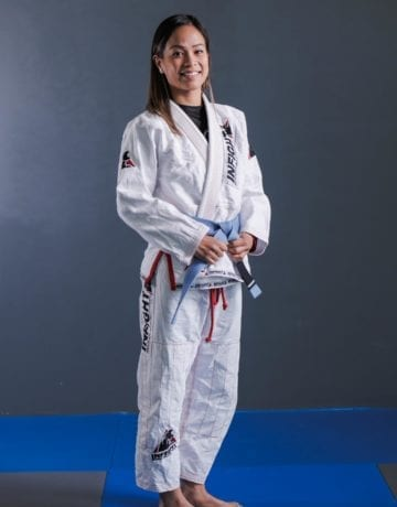 Desiree Tan - BVJJ Brazilian Jiu-Jitsu