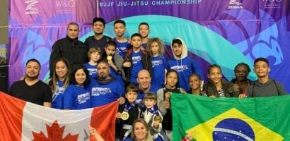 Kids and Teens BJJ Competition Class - BVJJ PanKids2020