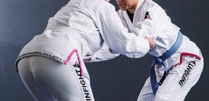 Ladies BJJ Self-Defense