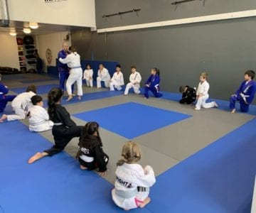 Kids 3-9y - BVJJ Panthers I BJJ